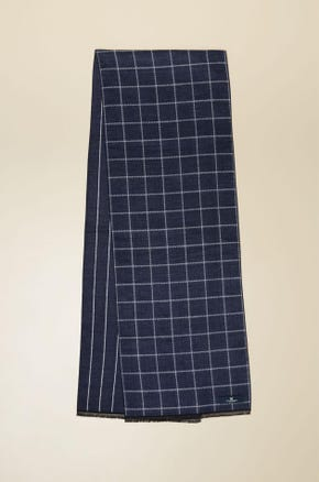 TWO SIDE PRINTED SCARF