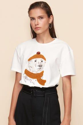 POLAR BEAR GRAPHIC TEE